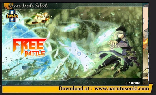 Download Naruto Senki Storm 4 Akatsuki Mod