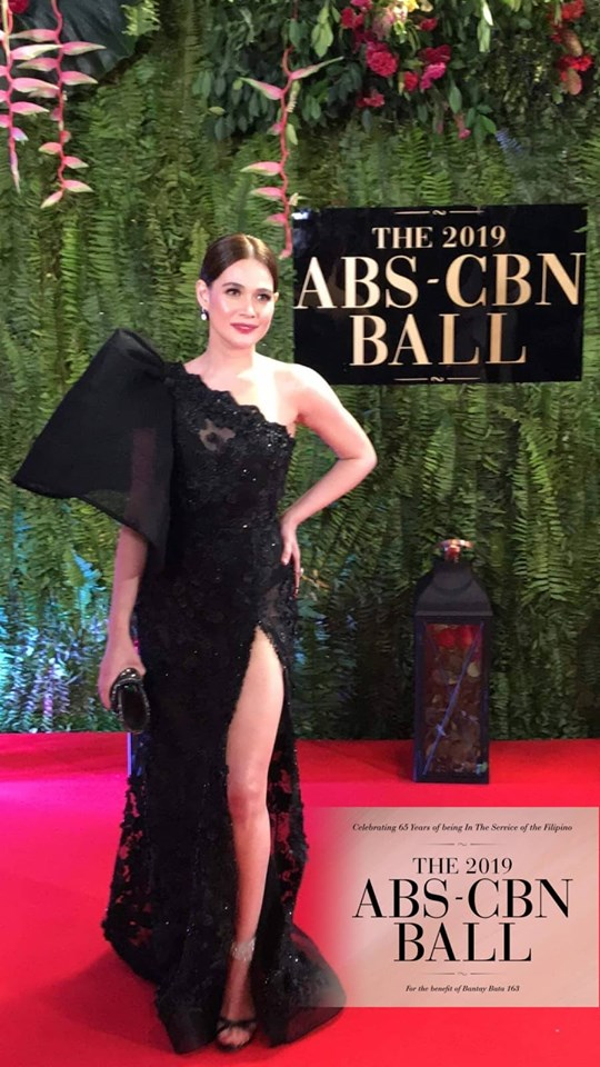 Bea Alonzo ABS-CBN Ball 2019