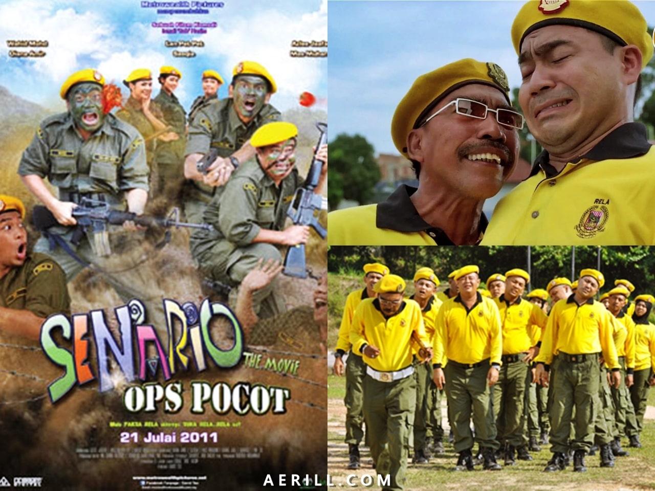 Senario The Movie Ops Pocot (2011)