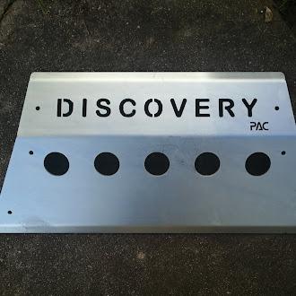 Protecção Frontal Discovery TD5
