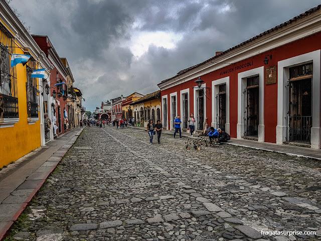 Antugua Guatemala