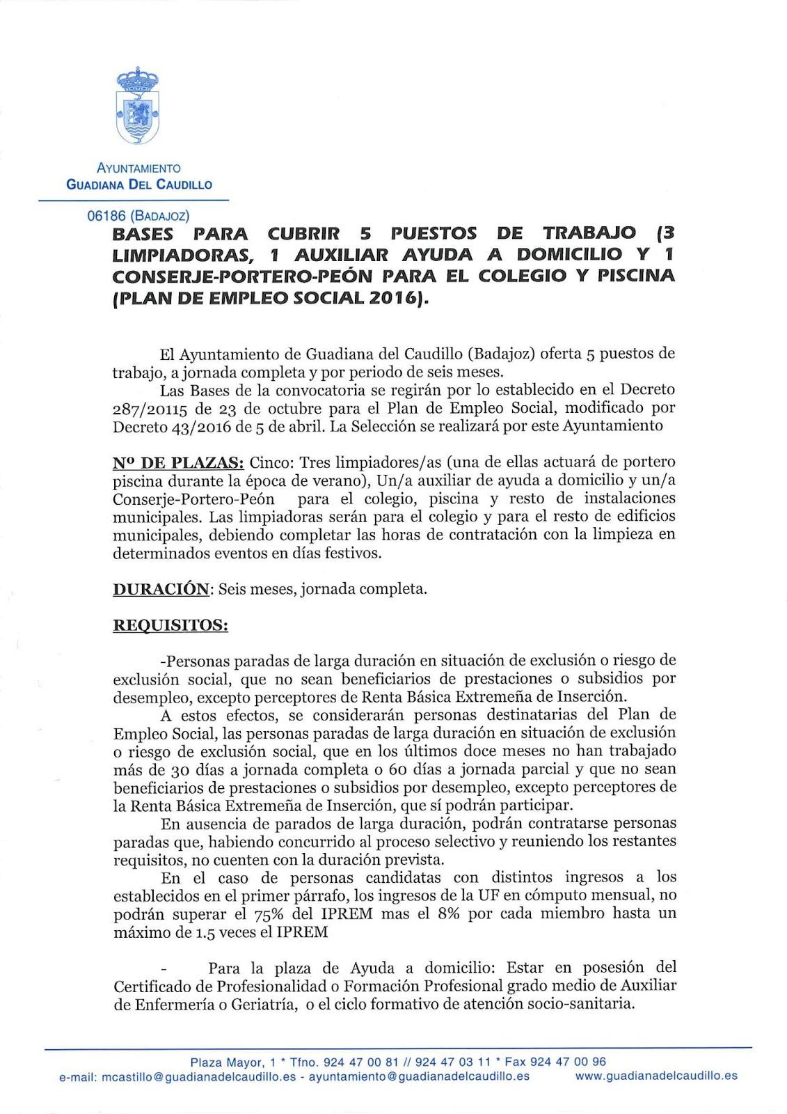 Vistoso Ejemplos De Reanudar Para Conserje Viñeta - Ejemplo De ...
