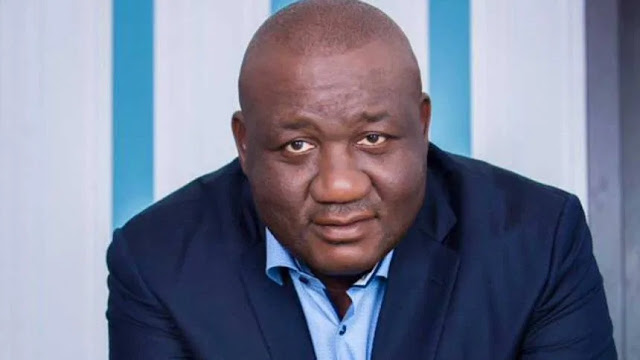 Just In: Senator Ben Uwajumogu Slumps And Dies