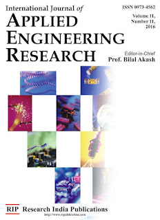 IJAER - International Journal of Applied Engineering Research