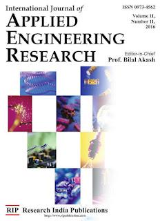 IJAER - International Journal of Applied Engineering Research