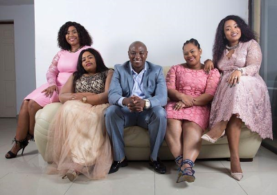 Meet the 43-year-old South African man with 4 wives who wants other men to be polygamous (Photos)