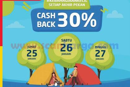 Promo Jsm Alfamart Cashback 30% Pakai GoPay 1 - 5 Februari 2019
