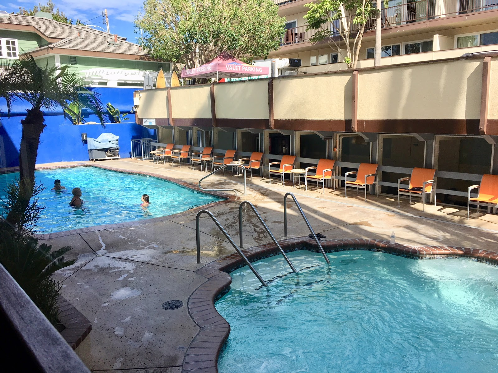 Laguna Beach Hotels - Pacific Edge Hotel Pool