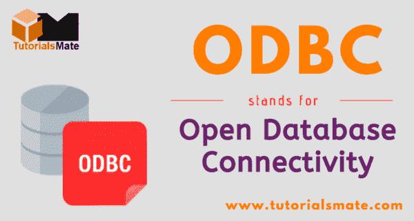 ODBC Full Form