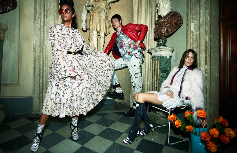 H.E.R., Luka Isaac and Clara 3000 appear in Giambattista Valli x H&M campaign