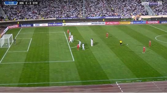فيديو|| مازال الحلم مستمر ,منتخب سوريا يتعادل مع ايران 2-2 و يصعد لملحق المؤهل لكأس العالم 2018
