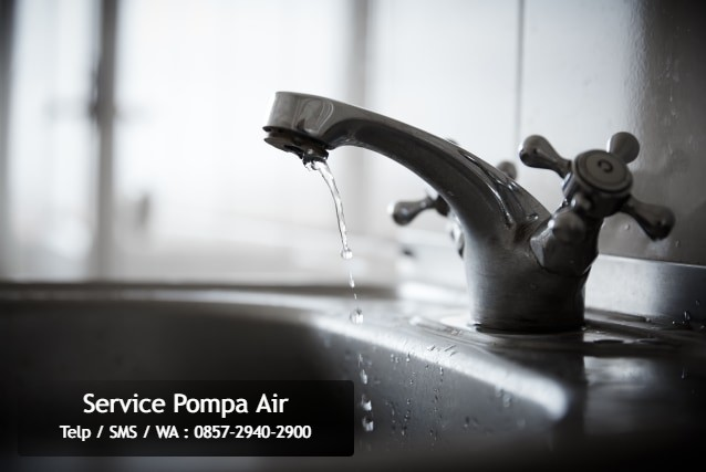 Pompa Air Hidup namun Air Tidak Keluar di service oleh sumurborjogja.net