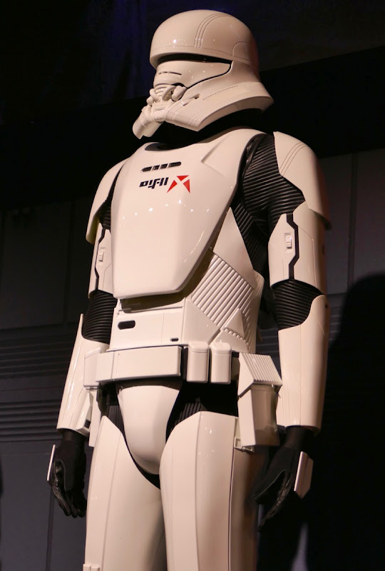 Star Wars Rise of Skywalker Jet Trooper costume