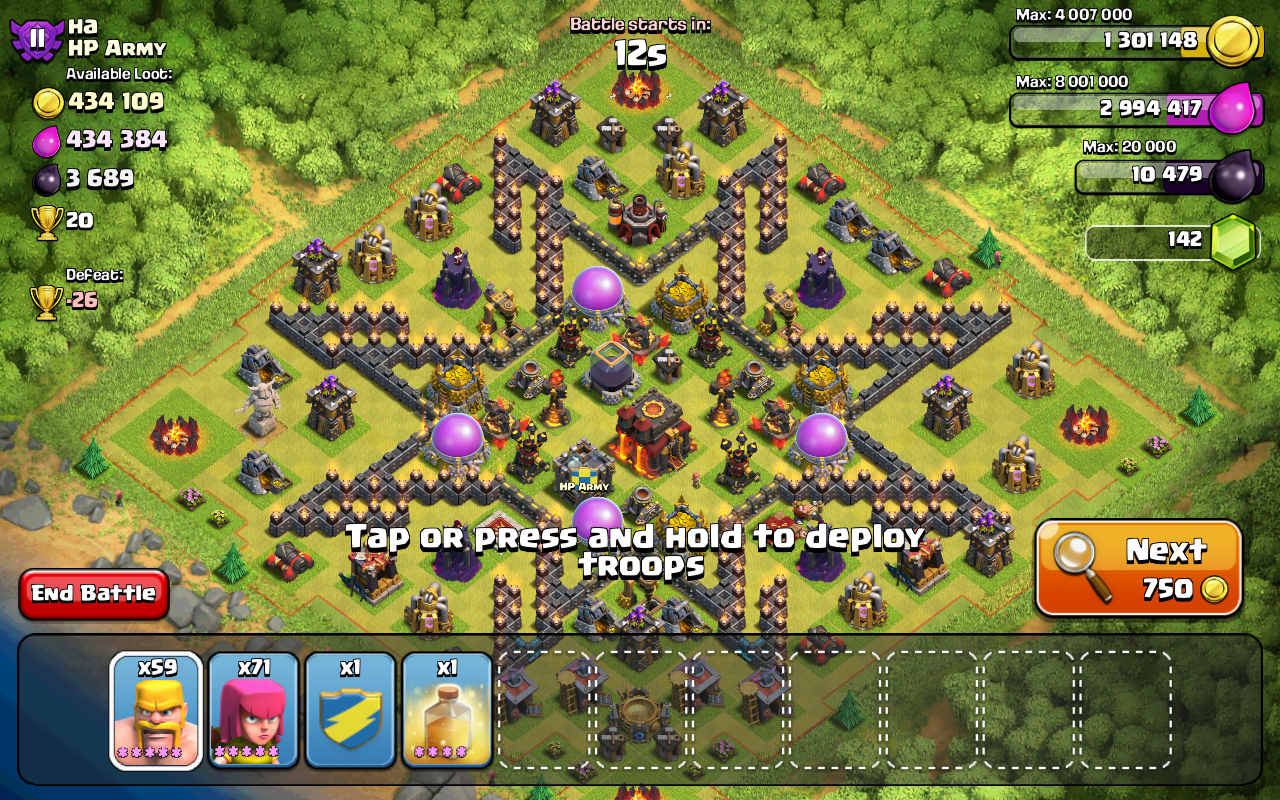 Base Unik Th 8 Terkuat 6