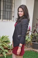 Nanditha Raj Photos at Ram Leela Movie Event HeyAndhra.com