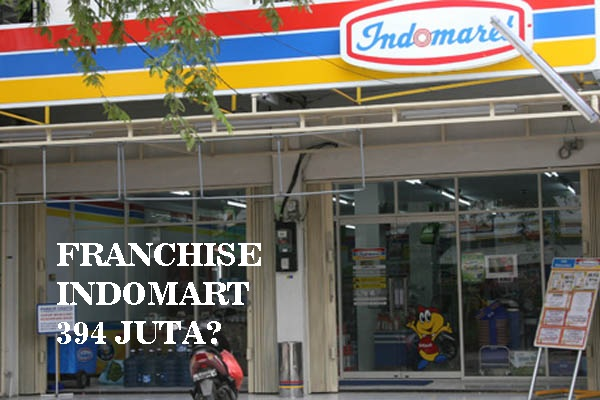 syarat, alur dan Harga Franchise Indomart