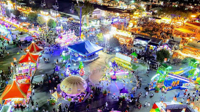 Essay on An Experience of being lost during a Village Fair