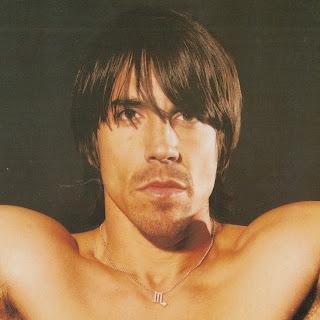 Anthony Kiedis.