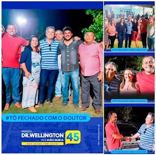 Paulinho de Azulão vai de prefeito para vereador