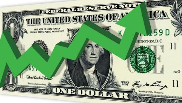 Precio dólar sube