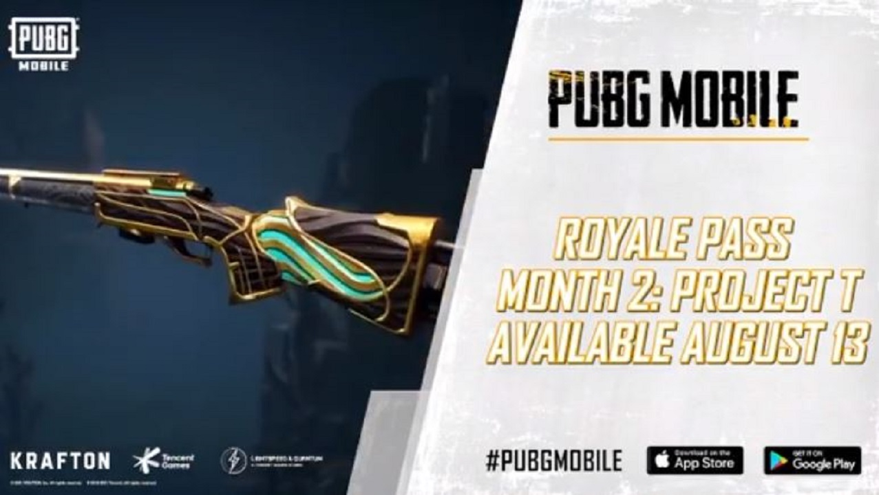 PUBG Mobile RPM2 Event : Chance to win Royale Pass Elite upgrade card