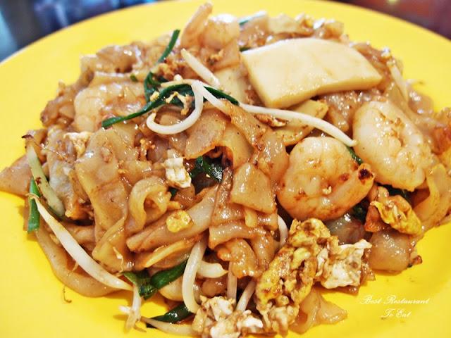Merdeka 2016 Hawker Street Food Marriot Putrajaya Selangor Char Koay Teow