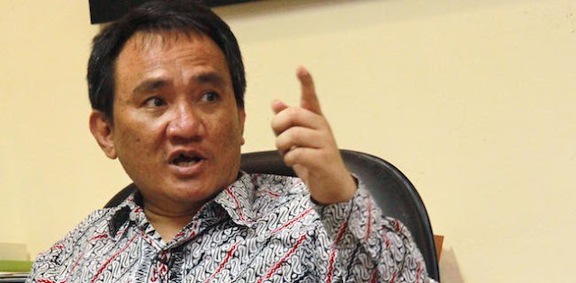 Andi Arief: Hasto, Jangan Simpan Harun