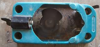 Lixadeira vibratória