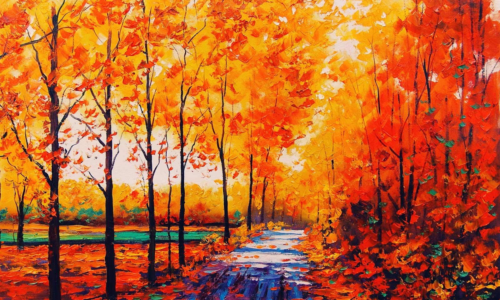 wallpapers art painting - photo #3