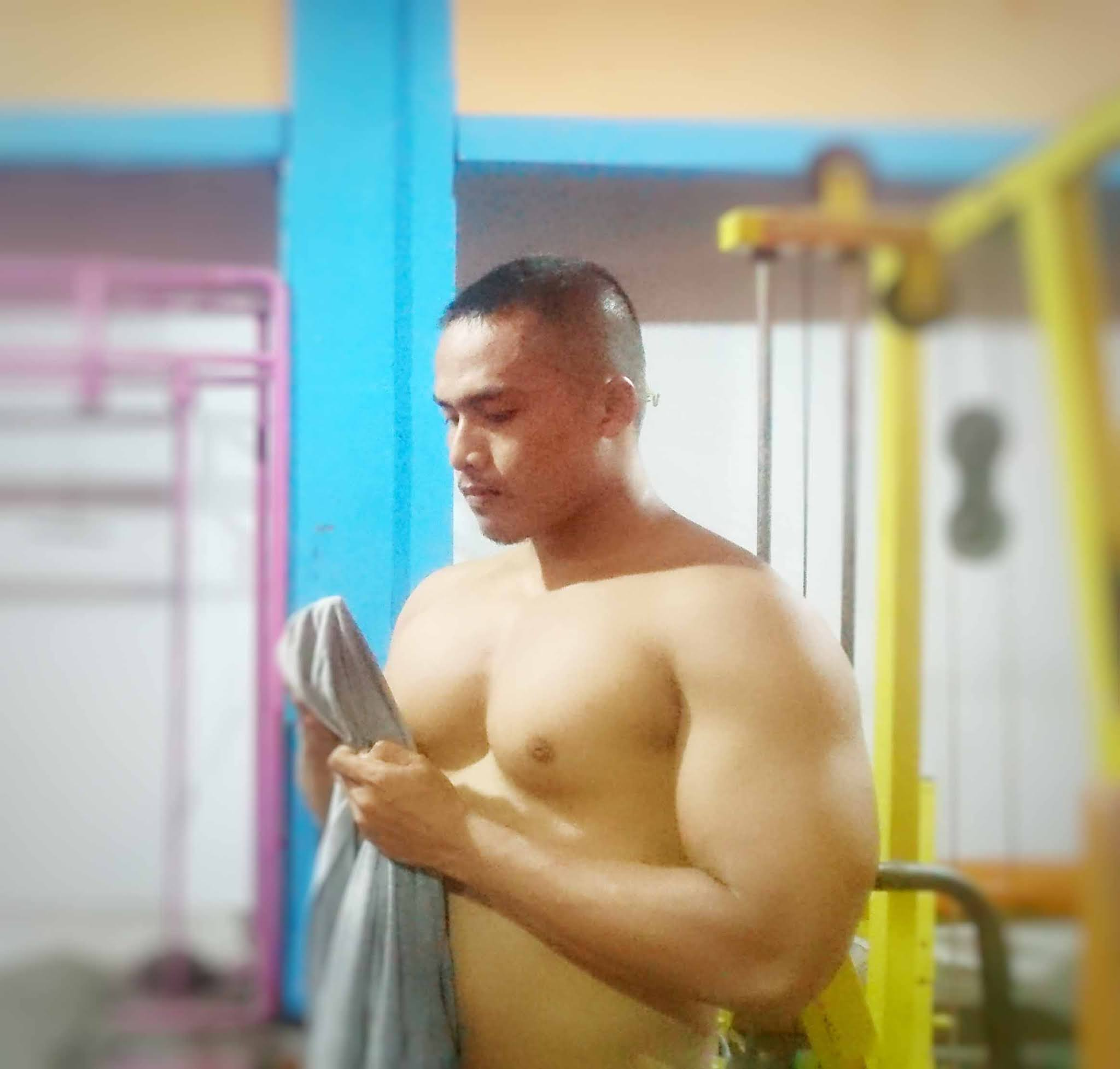 Body Transformation Stories : From Skinny to Bulky Mirwan Choky