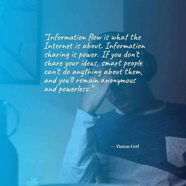 Quotes about information sharing