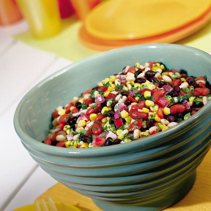 Corny Bean Salad Recipe