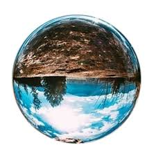 Transparent Glass Ball