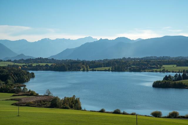 Meditationsweg Ammergauer Alpen im Blauen Land  Etappe 3 Murnau - Aidling 16