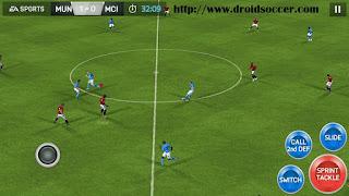 Download Update FIFA 14 v1.3.6 Mod 18 (Offline) Android