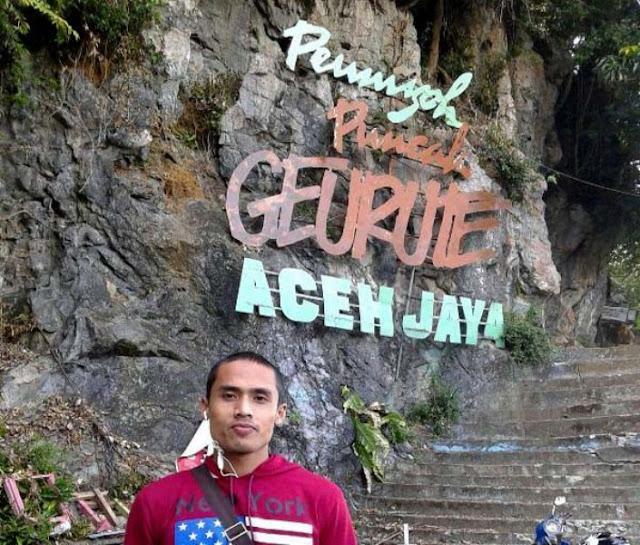 Puncak Gunung Geureutee