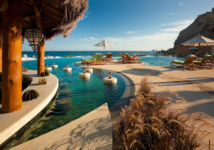 18. Capella Pedregal Resort, Mexico