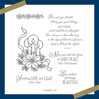 Stampin' Up!'s God's Peace stamp set