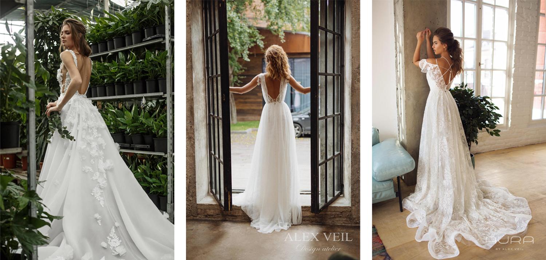 Brautkleider-Inspirationen von Etsy