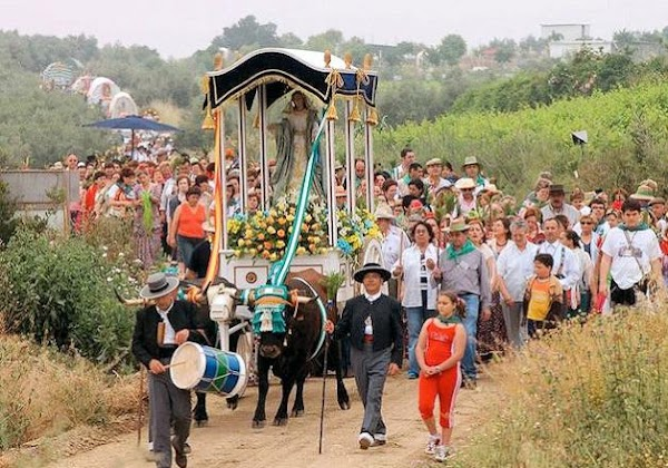 In a communiqué, the suspension of the Virgen de las Viñas Pilgrimage 2020 in Montilla is reported
