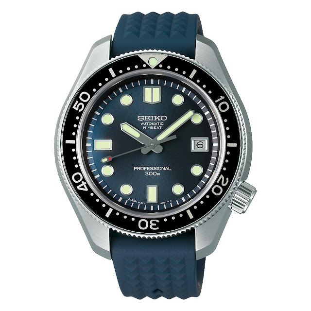 Seiko Prospex 1968 Professional Diver's 300m Re-creation ref. SLA039