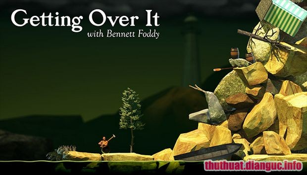Download Game Getting Over It Full crack
