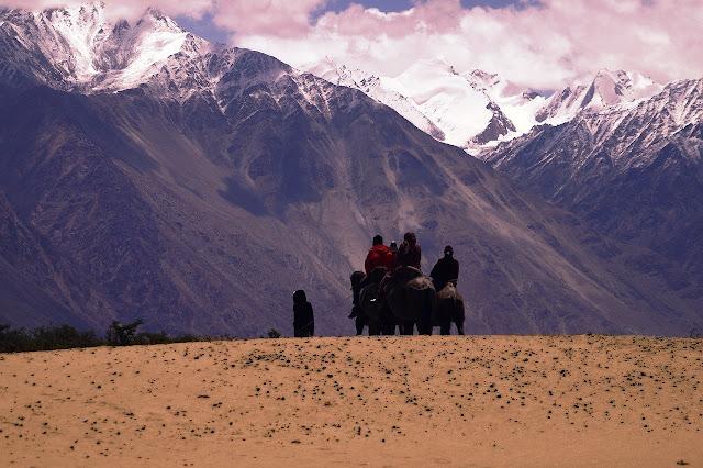 trekking india