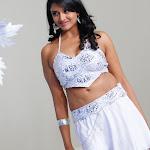 Vimala Raman Hot in White Dress Pics