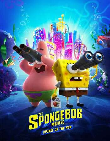 The SpongeBob Movie: Sponge on the Run (2020) Full Movie