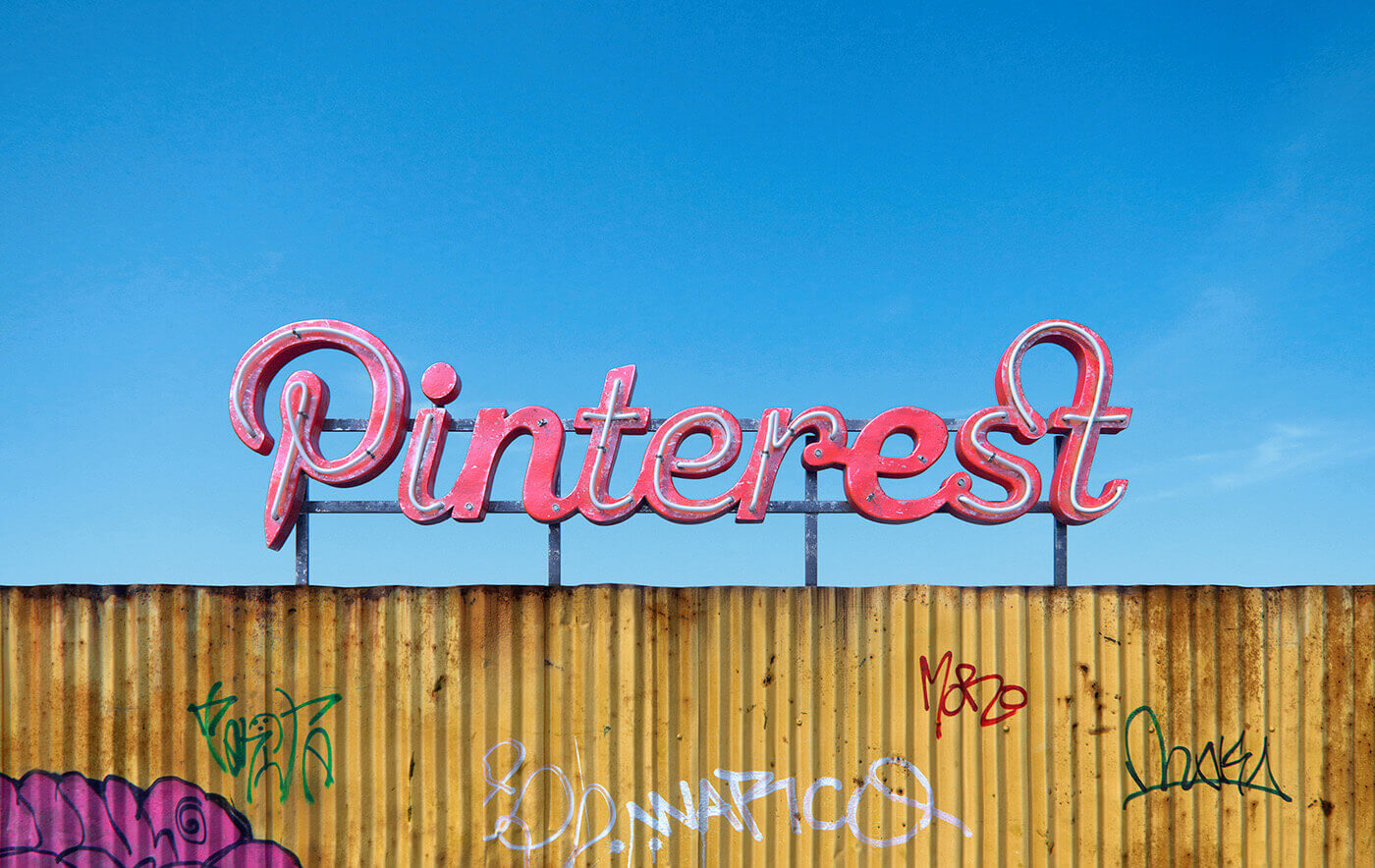 Redes Sociales - Pinterest