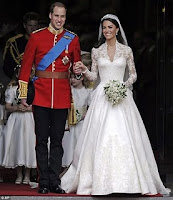 Royal Wedding- 29th April 2011 - Congratulations.