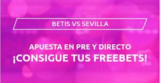 Mondobets promo Betis vs Sevilla 2-1-2021