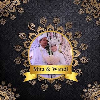 Free Template Power Point Undangan Pernikahan 5