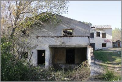 Molino de Los Barrales (Priego)